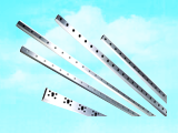 Cross-cutting Blades